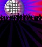Club de danza Imágenes de archivo libres de regalías
