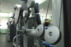 Club de fitness Imagen de archivo