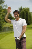 Club de golf images stock
