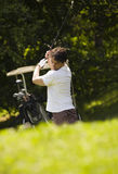 Club de golf Photographie stock