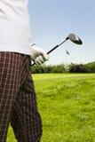 Club de golf Fotos de archivo libres de regalías