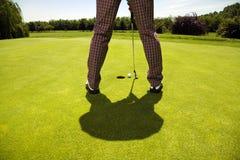 Club de golf Images libres de droits