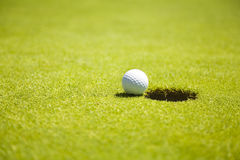 Club de golf Images libres de droits