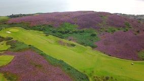 Club de golf de Howth Imagenes de archivo