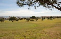Club de golf de Marina Del Torre Photos libres de droits