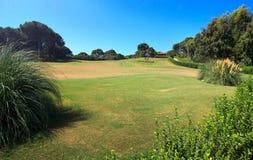 Club de golf de Sueno. Imagenes de archivo