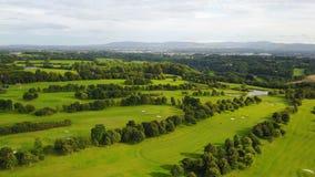 Club de golf del castillo de Luttrellstown Fotos de archivo
