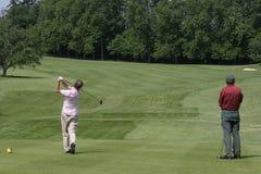 Club de golf international de Paris, Image stock