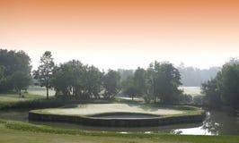 Club de golf international de Paris, Photos stock