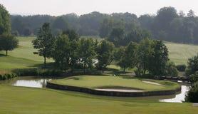 Club de golf international de Paris, Images libres de droits