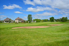 Club de golf royal de Bromont Photographie stock