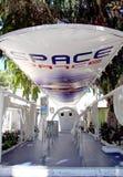 Club de l'espace - Mykonos Photographie stock