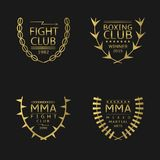 Club de la lucha Imagenes de archivo
