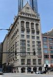 Club de la universidad de Chicago imagen de archivo