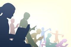 Club de libro libre illustration