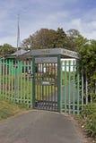 Club de los bolos del parque de Ashcombe fotografía de archivo libre de regalías