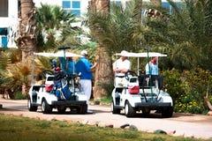 Club de Maritim Joli Ville Golf Fotografía de archivo libre de regalías