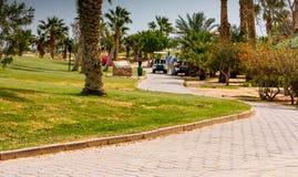 Club de Maritim Joli Ville Golf Imágenes de archivo libres de regalías