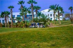 Club de Maritim Joli Ville Golf Foto de archivo