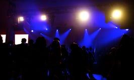 Club de noche Imagen de archivo libre de regalías