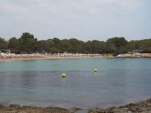 Club de plage de CbBC photographie stock