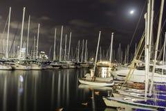 Club de yachts Image stock