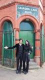 Club dei ragazzi di Salford, Manchester, Inghilterra Fotografie Stock