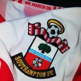 Club del fútbol de Southampton Fotos de archivo
