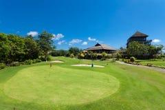 Club del golf Fotografía de archivo