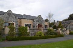 Club del golf del señorío de Adare en el condado Irlanda de la quintilla Fotografía de archivo