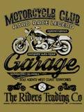 Club del motociclo Immagini Stock Libere da Diritti