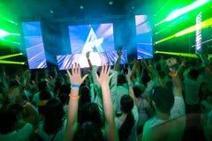 Club della discoteca Fotografia Stock