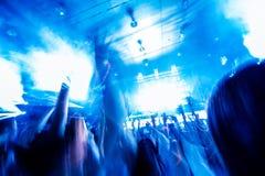 Club della discoteca Immagine Stock