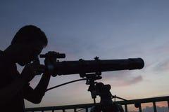 CLUB DI ASTRONOMIA DELLO STUDENTE DELL'INDONESIA Immagine Stock