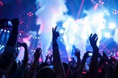 Club di ballo Fotografie Stock
