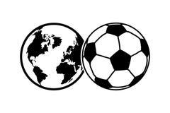 Club di calcio Immagine Stock