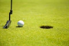 Club di golf Fotografia Stock Libera da Diritti