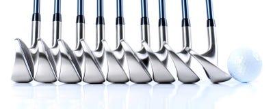 Club di golf Fotografia Stock