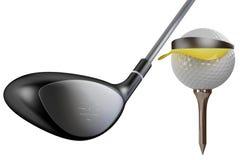 Club di golf di estate Immagini Stock Libere da Diritti