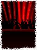 Club of disco Stock Afbeelding