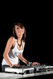Club DJ Image stock