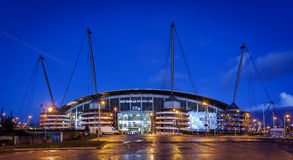 Club du football de Manchester City Photos libres de droits