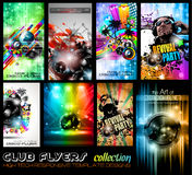 Club Flyers ultimate collection - High quality Stock Photography
