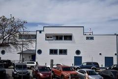 Club historique de dauphin du ` s de San Francisco Images libres de droits