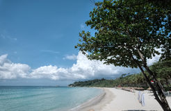 Club Med, Bintan, Indonesië Stock Afbeeldingen
