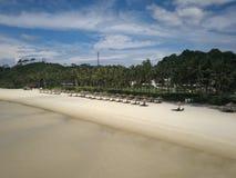 Club Med Bintan. Indonesia royalty free stock photos