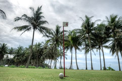 Club Med, Bintan, Indonesia Royalty Free Stock Photography