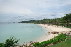 Club Med Bintan, Indonesien Arkivfoton