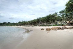 Club Med Bintan, Indonesien Royaltyfri Bild