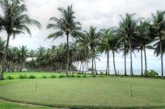 Club Med Bintan, Indonesien Arkivbild